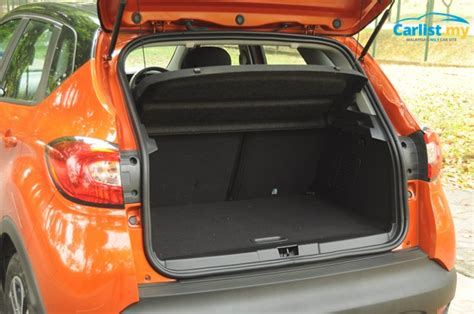 renault captur trunk review 2015 renault captur the most entertaining