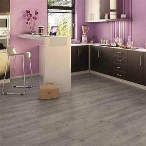 Gray, Laminate, Kitchen, Flooring