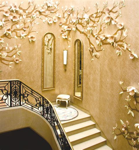 Staircase Wall Decorating Ideas  Home Decor & Furniture
