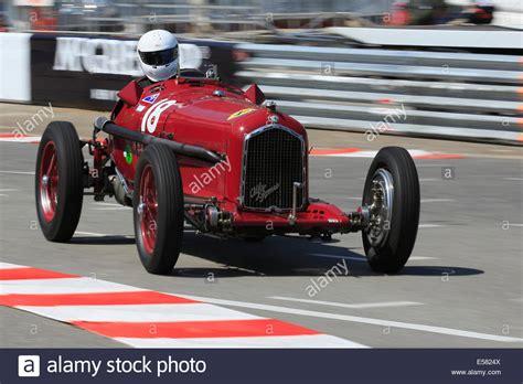 Alfa Romeo Race Car, Type B P3, Built In 1937, Driver Tony
