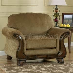 lansbury autumn chair signature design furniture cart