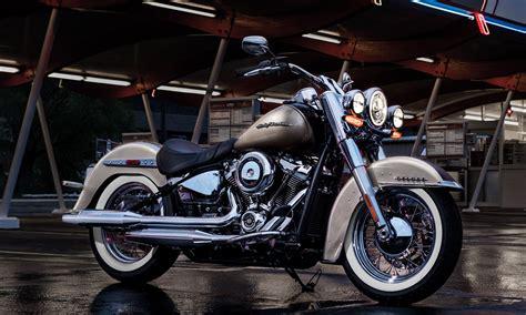 Harley Davidson Shows Off New 2018 Softail Models