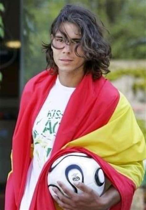 Young Rafa Nadal Rafael Nadal