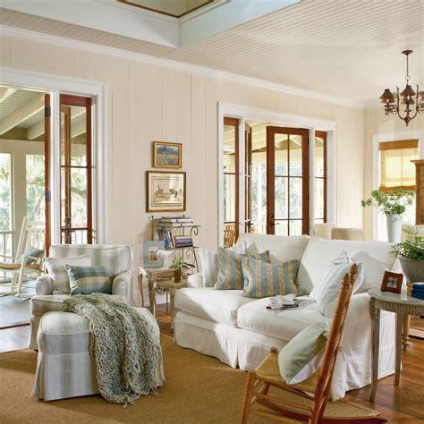 cottage living 100 comfy cottage rooms coastal living