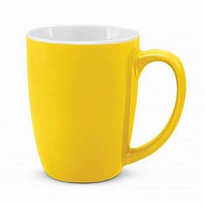 Mug Coffee Mugs Yellow Sorrento Cups Ceramic