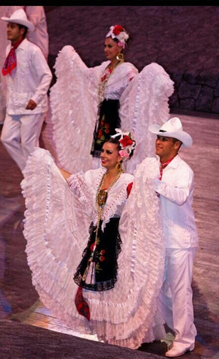 Traje tipico de Veracruz Trajes y Bailes Folckloricos