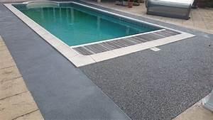 7 plages de piscine avec de la resine en marbre que vous With revetement ideal pourtour de piscine