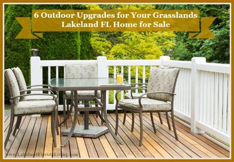 6 outdoor upgrades for your grasslands lakeland fl home