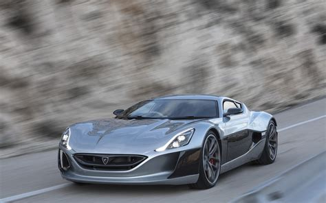 Rimac Concept One Get The Facts Figures And The Lowdown
