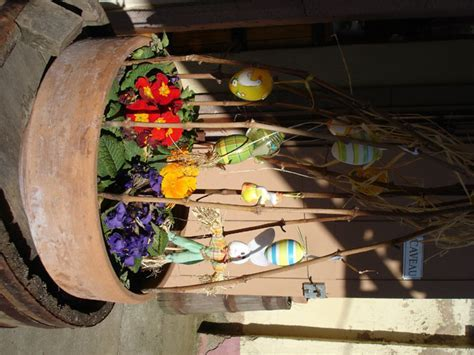 Ideas for Easter decorations with a French touch ? The