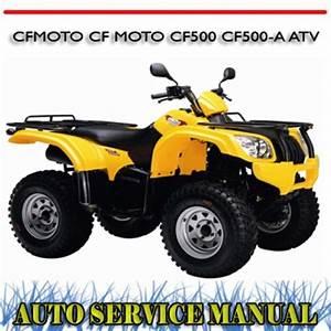 Cfmoto Cf Moto Cf500 Cf500