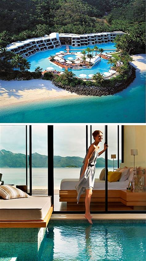 Hayman Island Resort Great Barrier Reef Australia I