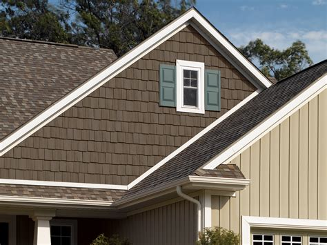 Certainteed Siding  Vinyl, Polymer, Stone And Composite