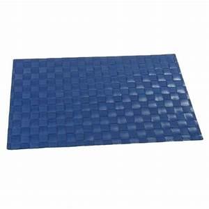 Set De Table Bleu : set de table chic 30x45cm bleu ~ Teatrodelosmanantiales.com Idées de Décoration