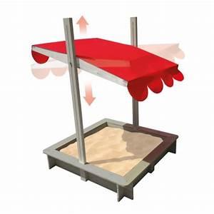 Bac à Sable Bois : bac sable toit orientable pour enfant d s 3 ans oxybul ~ Premium-room.com Idées de Décoration