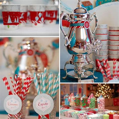ideas homemade centerpiece for parties my home design diy christmas party decorations pictures photos and