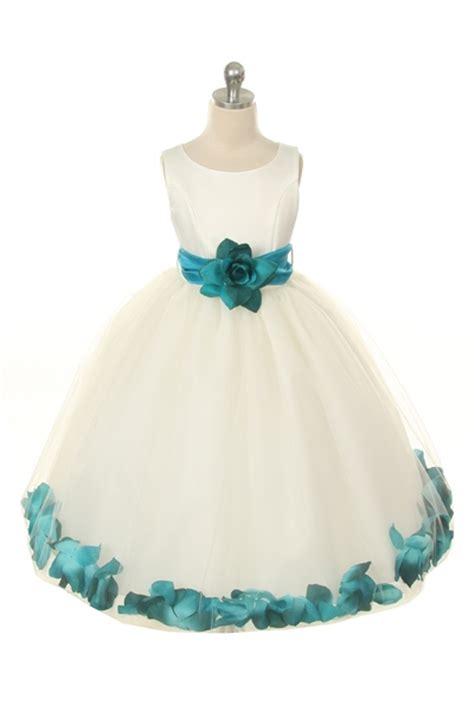 mbivtl flower girl dress style  choice  white