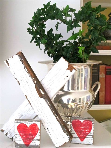 rustic decorating ideas  valentines day  girl