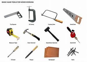Woodwork Hand Tools PDF Plans