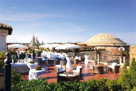 Ristorante Le Cupole Roma by Best Rooftop Bars In Rome