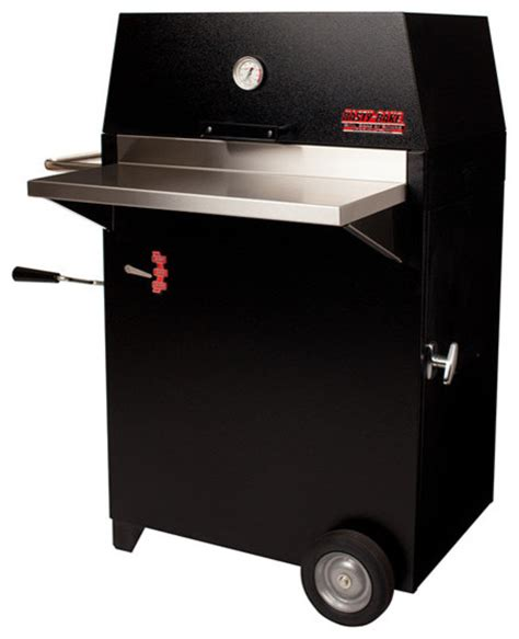 modern outdoor grill hasty bake suburban 414 powder coated charcoal grill modern outdoor grills by hastybakegrills