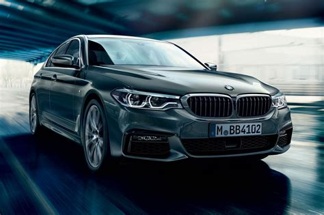 Bmw 5 Series Touring Backgrounds by New 2017 Bmw 5 Series Revealed Lighter Quicker More