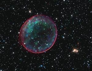 Real Supernova Explosions - Pics about space