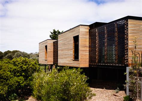 build house wolveridge architects use almost all recycled timber to