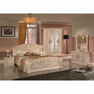 Chambre a coucher complete italo orientale panel meuble for Chambre a coucher complete italienne
