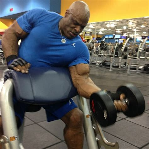 ronnie coleman   olympia stage beast