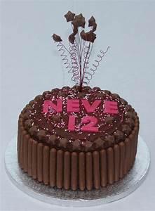 Chocolate Birthday Cakes – variations on a theme ...
