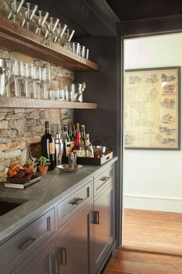 Bar With Shelves by Stunning Butler S Pantry Bar With Rustic Floating
