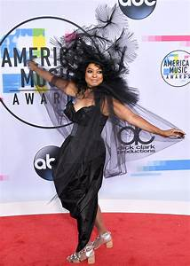 American Music Awards 2017 Diana Ross Brings Her Kids On