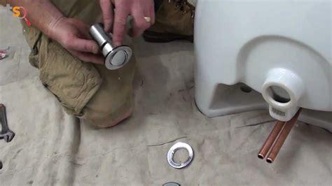 bathroom   install  bathroom sink  give
