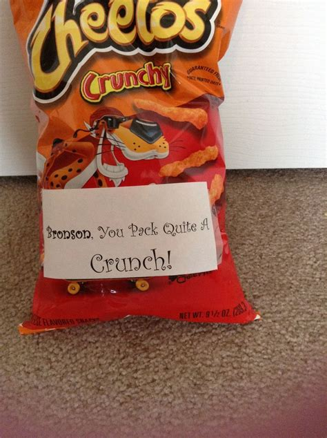 cheetos valentine  pack   crunch easy diy