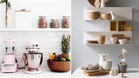 etagere de cuisine ikea comment organiser des étagères ouvertes dans la cuisine