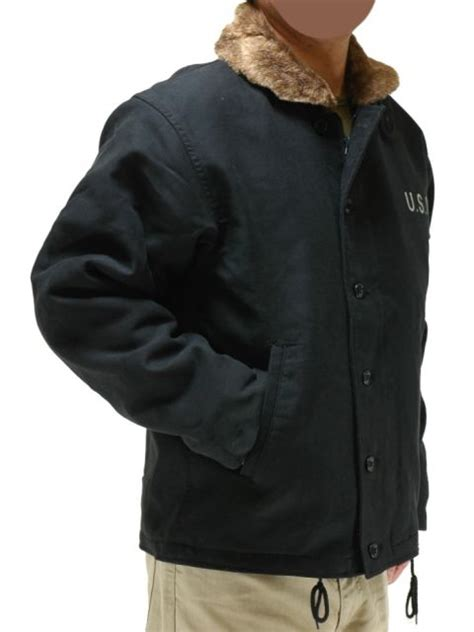 N1 Deck Jacket Reproduction by Hobby Mart Rakuten Global Market For Us Brand New Navy