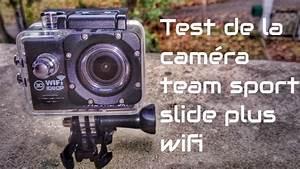 Wlan Cam Test : test camera team sport slide plus wifi de chez leclerc youtube ~ Eleganceandgraceweddings.com Haus und Dekorationen