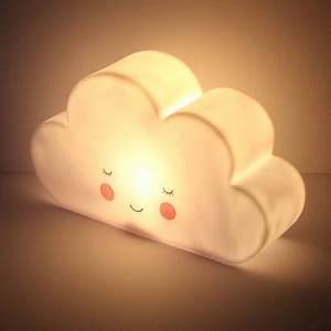 White Cloud LED Night Light