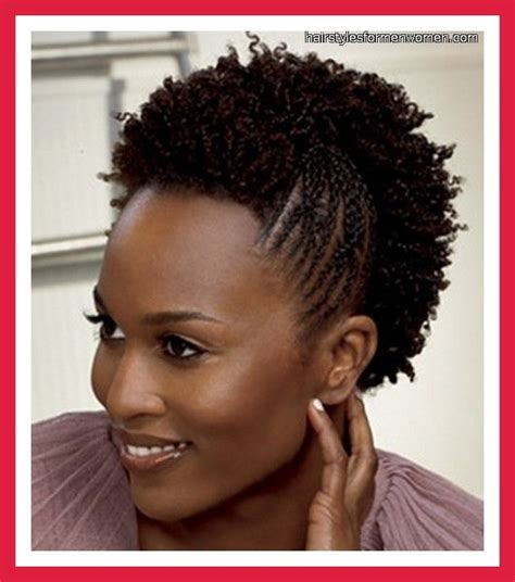 protective hairstyles for short natural hair quick