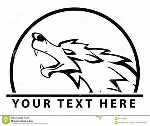Symbole Du Loup : symbole de loup illustration de vecteur image du ~ Melissatoandfro.com Idées de Décoration