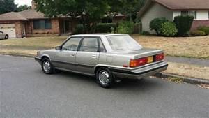 Buy Used 1986 Toyota Camry Le Sedan 4