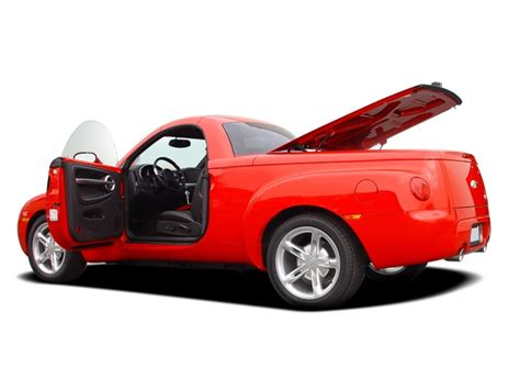 2004 Chevrolet Ssr Reviews And Rating