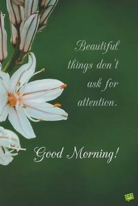 Get on the Righ... Beautiful Morning Wish Quotes
