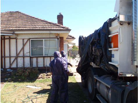 safe asbestos disposal  removal services  sydney chomp