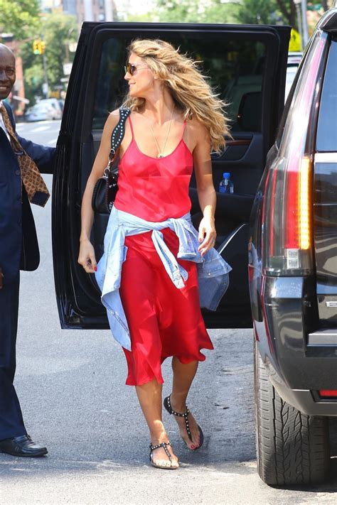 Heidi Klum Out New York Hawtcelebs