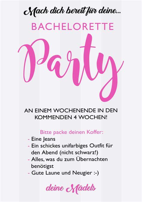 freebie giveaway jga papeterie bachelorette party