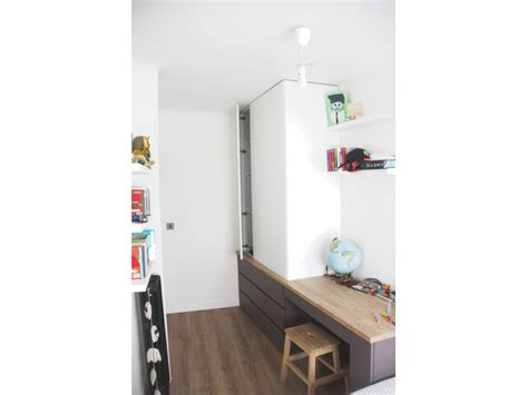 meuble de bureau sur mesure domoko les aménagements de chambre réalisés par domoko