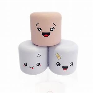 Cute Shin'yu Marshmallow Stress Relievers | IWOOT