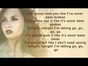 Demi Lovato Unbroken Album Tracklist | www.pixshark.com ...